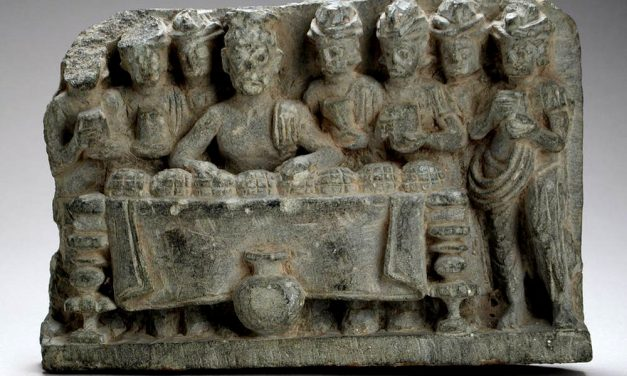 The Ancient Indian Robots Who Guarded Buddha's Legendary Relics