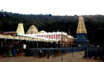 Simhachalam – Rare Temple of the Combined Varaha Narasimha Incarnation