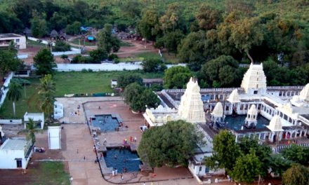 Maha Nandi – The Temple of Mysterious Waters