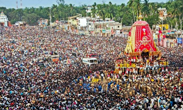 Ratha Yatra of Lord Puri Jagannath