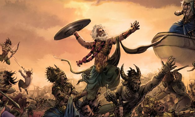 Mahabharata is Older Than What We Have Been Told, a Sensational New Discovery Reveals